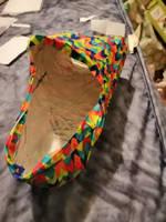 duct tape sandal