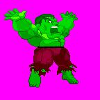 Pocket Hulk by ChaosDante