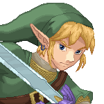 Link portait by ChaosDante