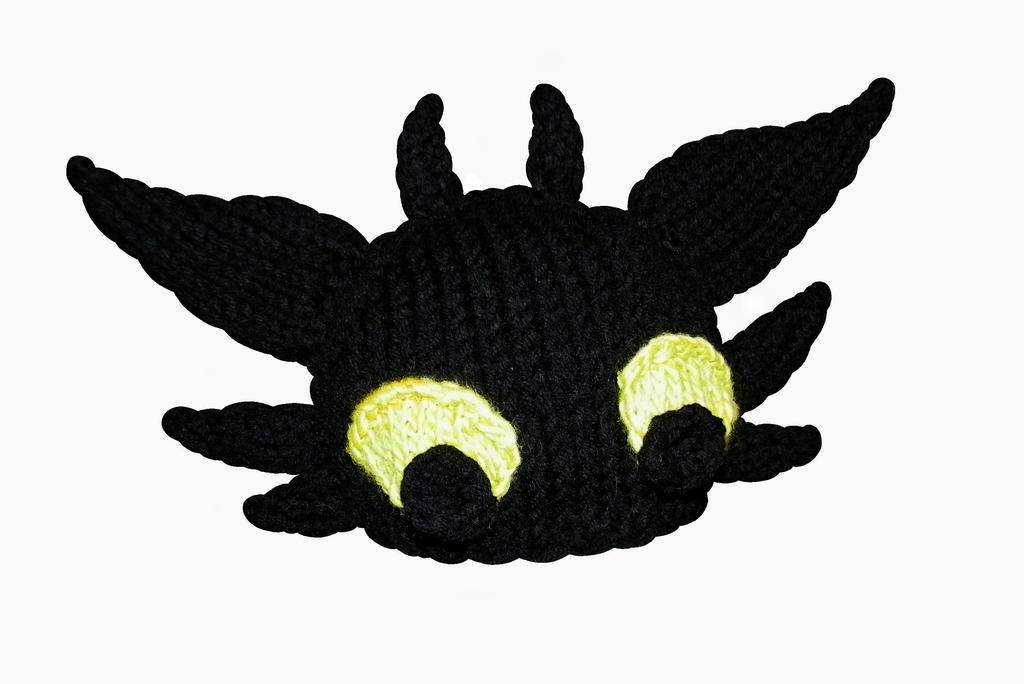 Toothless Hat Adult By Thesleepyrabbit On Deviantart