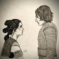 Rey and Ben