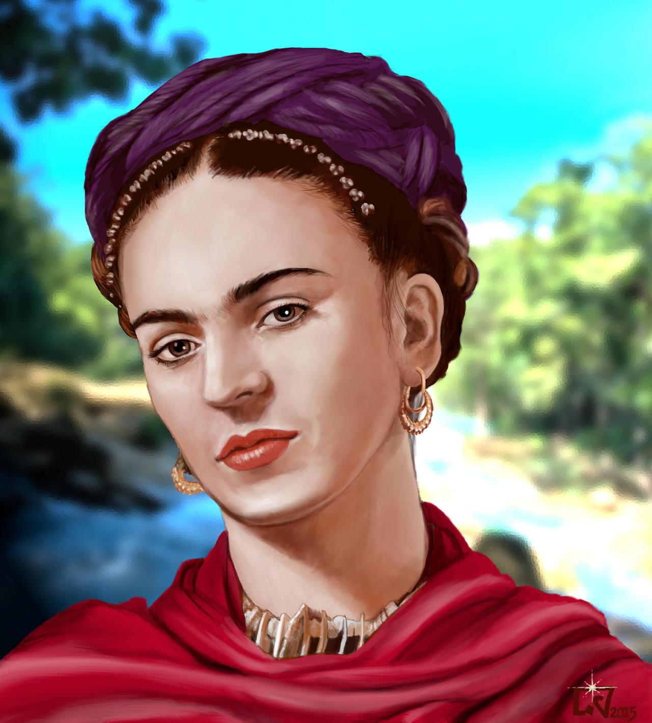Frida Kahlo - Viva la Vida - vive la vie by che38