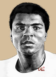 Muhammad Ali by che38