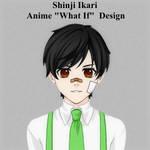 Shinji Ikari - What if by GealicEvaPilot