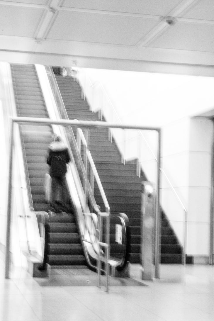 Moving Stairs By Shadow N Light ...