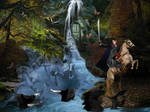 Arwen's Ride To Rivendell