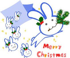 merry christmas by kuro-risu