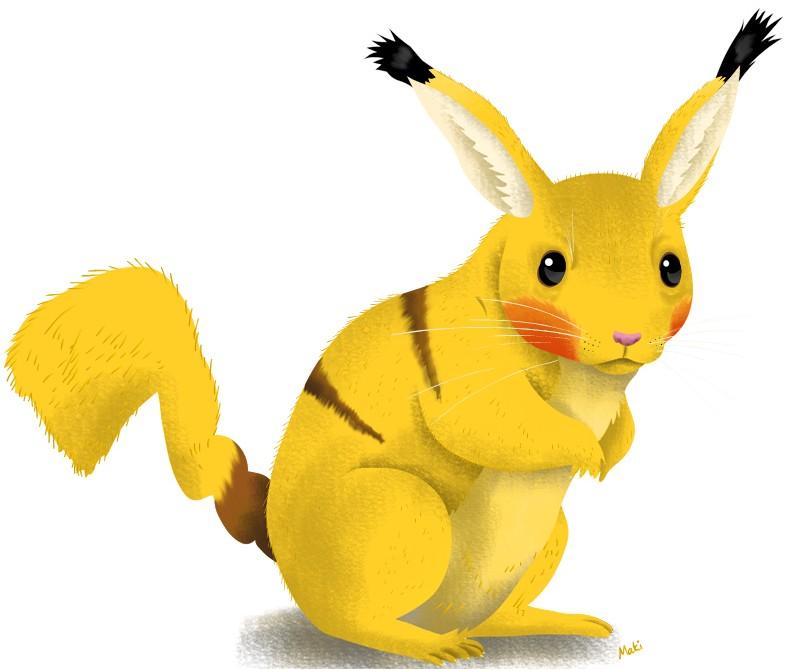 how to speak like pikachu