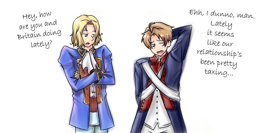 ~ Corny Hetalia Pun of the Week ~ by JustMeBeingADork