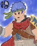 Smash 4 - Ike
