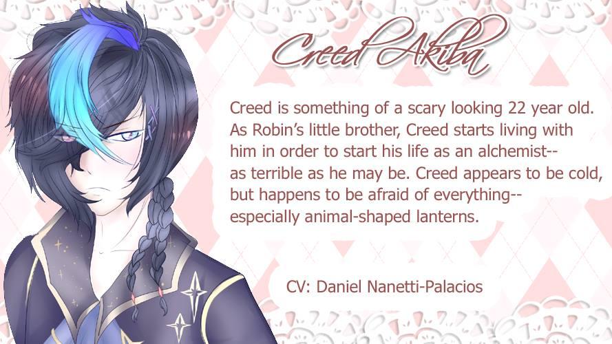 Creed Akiba