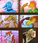 MNFURS picni badges by FlyingFire