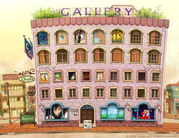 Evaty Town - Gallery by Evaty