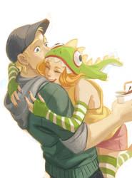 hug by Evaty