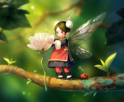 chinese fairy?