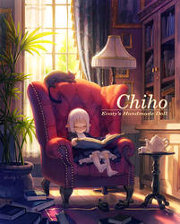 chiho's birth card by Evaty