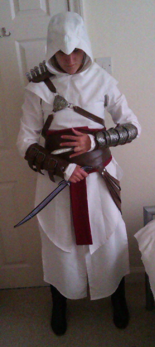 Altair Ibn-La'Ahad by RandomJaxx