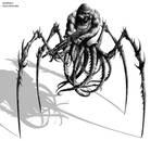 Alien Parasite Specimen XTS26