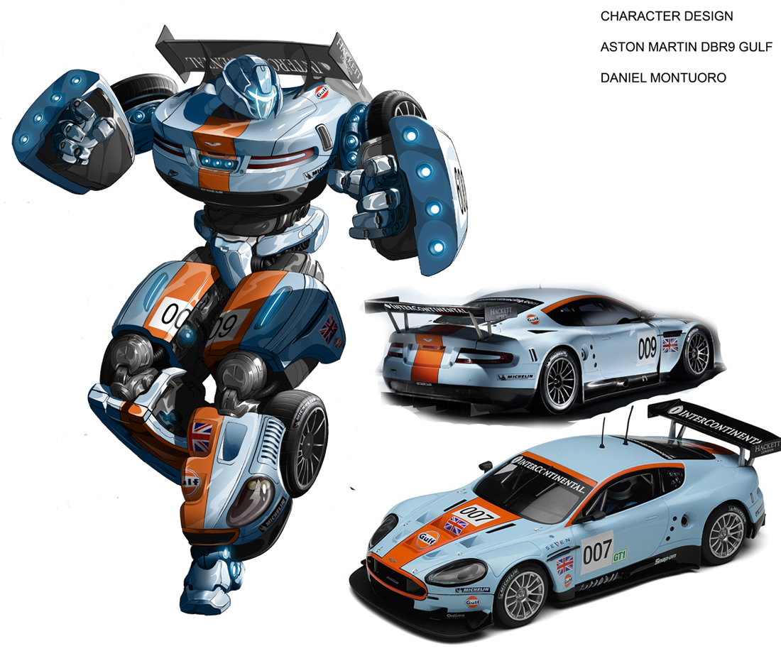 Aston Martin Transformer Style By Xjager513 On Deviantart