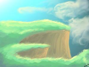 Cliffs Doodle