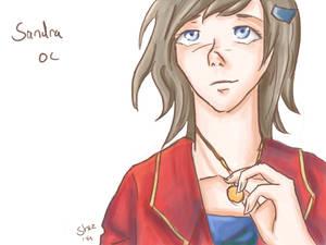 Original Character Sandra