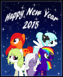 Happy New Year 2015 by BlitzCaliber