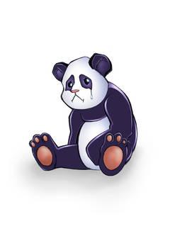 Sad Panda