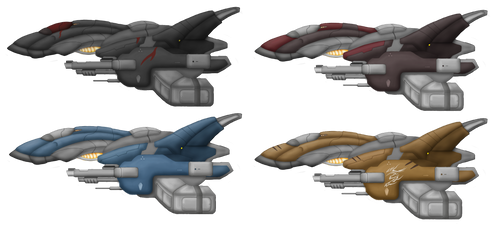 SAF Fighter paint schemes