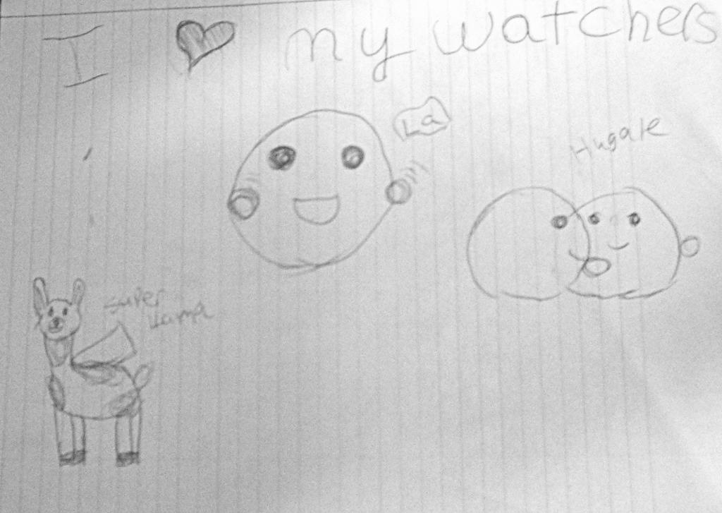 I heart my watchers! by beatlesmaniagrl