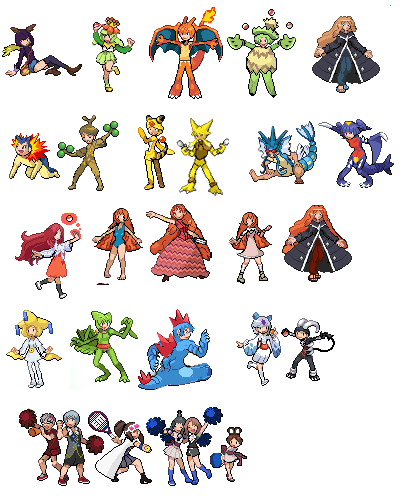 Cirno's ⑨ortfolio All_my_pokemon_sprites__by_flyingginger-d5fpvdj