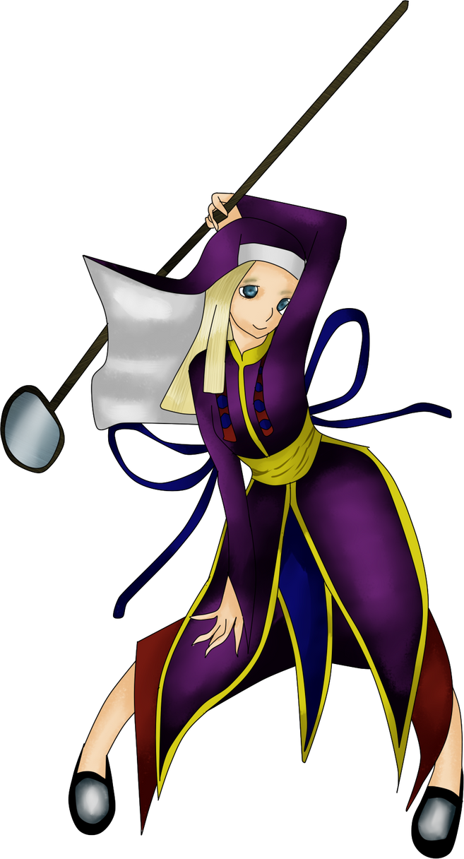 Cirno's ⑨ortfolio Elizabeth_random_doodle__by_flyingginger-d5jpqwe