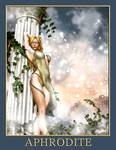 APHRODITE - GREEK GODS PROJECT by ISIKOL