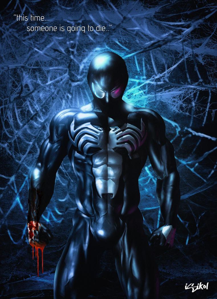 SPIDERMAN - BACK IN BLACK by ISIKOL on DeviantArt