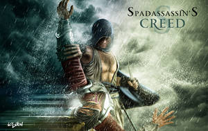 SPADASSASSIN'S CREED by ISIKOL