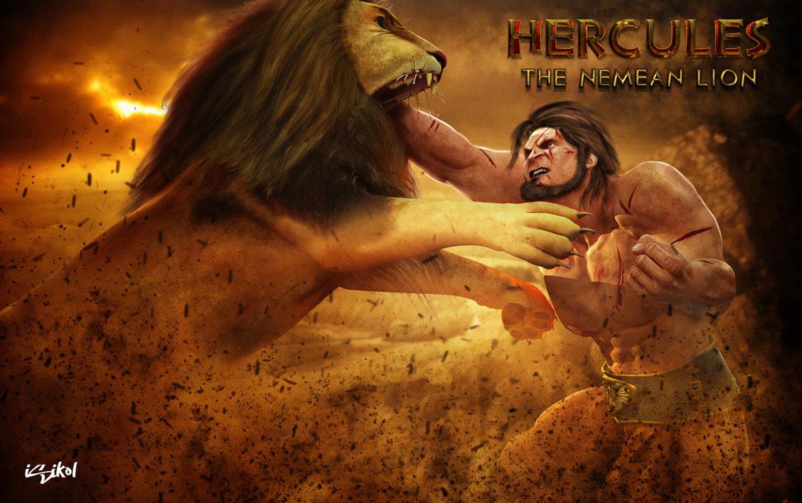 HERCULES - NEMEAN LION Picture, HERCULES - NEMEAN LION Image