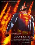 SUPERMAN-Alex Ross inspiration