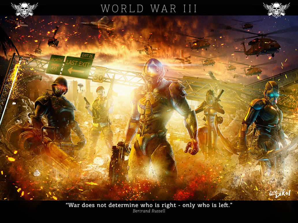 WORLD WAR III by ISIKOL on DeviantArt