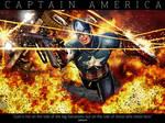 FREEDOM FIGHTER-CAP. AMERICA