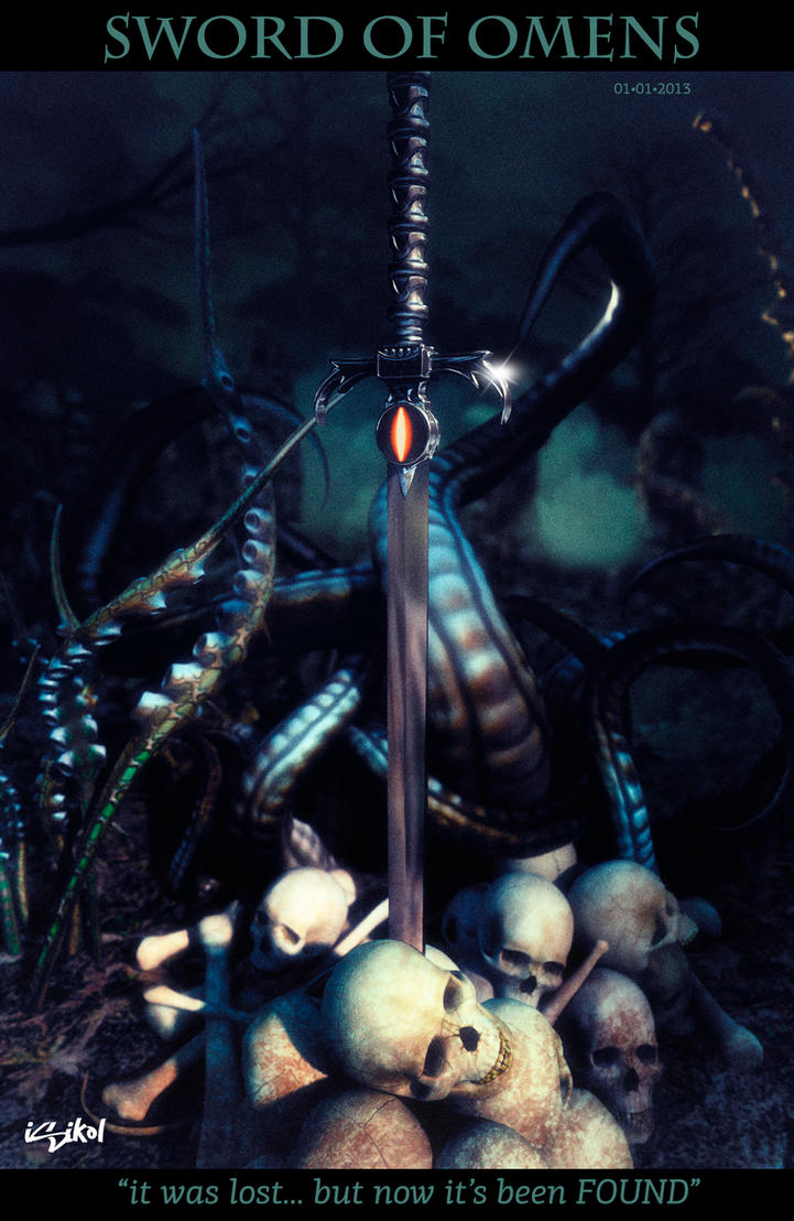 SWORD OF OMENS by ISIKOL