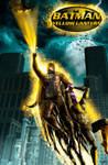 BATMAN - YELLOW LANTERN