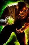 GREEN LANTERN - Guy Gardner
