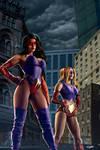 MS AMAZING - Vigilante Justice