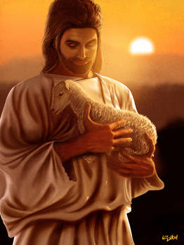 BEHOLD - The Lamb of the GOD