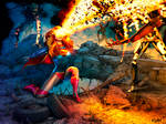 SUPERGIRL52 - ONE DOWN THREE TO GO