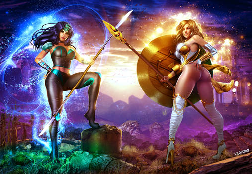 Oceania And Thera commission