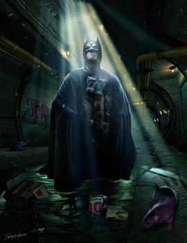 Batman - SEWERS