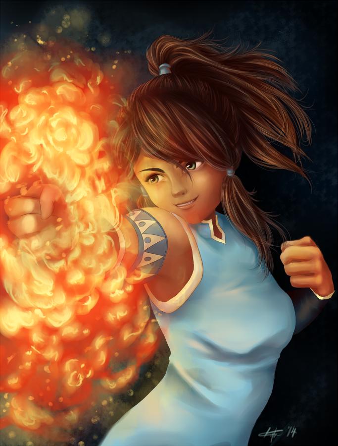 Fired Up! by KanaBanana