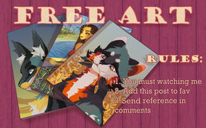 Free arts!!