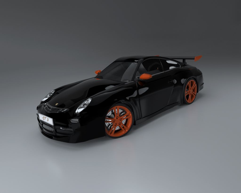 Porsche 911 by andr3a-00