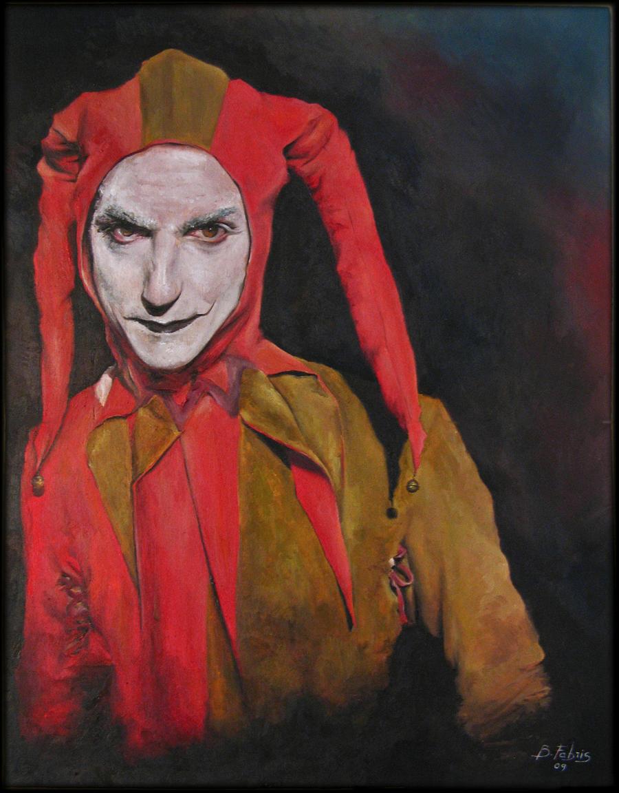 Joker by AmethReverie